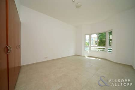 2 Bedroom Apartment for Rent in Green Community, Dubai - Pool View | Corner Apartment | 2 Bedroom