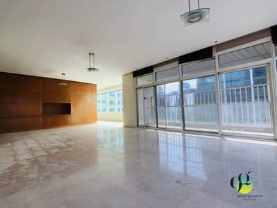 Spacious and Well maintained  3 BHK with maid room