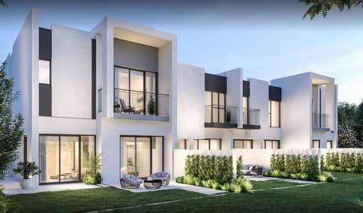 تاون هاوس 3 غرفة نوم للبيع في دبي لاند، دبي - Pay 50% post handover in 5 years | 20 mins Downtown