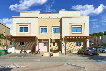 5 Bedroom Villa for Sale in Al Reef, Abu Dhabi - Spacious 5 BR Villa  Single Row with Big Plot
