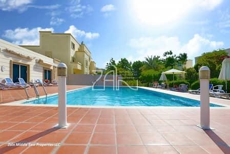 5 Bedroom Villa for Sale in Al Reef, Abu Dhabi - Large 5+M Corner Villa with Private Pool & Garden