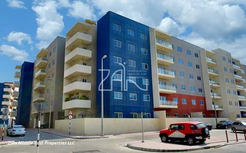 3 Bedroom Flat for Sale in Al Reef, Abu Dhabi - 3+M Apt Closed Kitchen Type A with Balcony