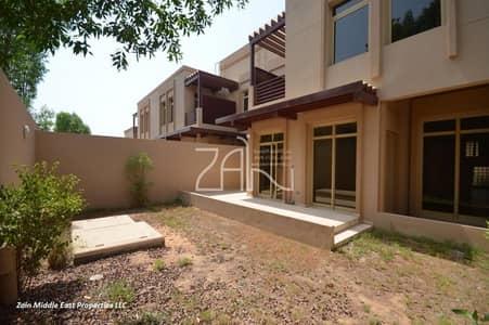 تاون هاوس 4 غرفة نوم للبيع في حدائق الجولف في الراحة، أبوظبي - Hot Deal! Lovely 4BR TH in Prime Location