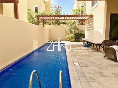 فیلا 4 غرفة نوم للبيع في حدائق الراحة، أبوظبي - Spacious 4 BR Villa Type A with Private Pool
