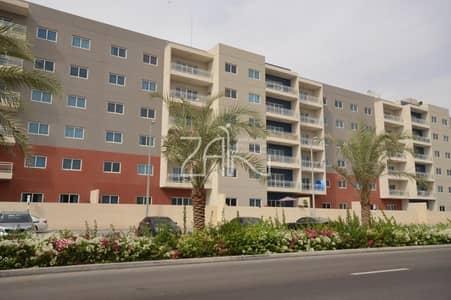 2 Bedroom Flat for Sale in Al Reef, Abu Dhabi - Spacious 2 BR Apt Ground Floor with Balcony
