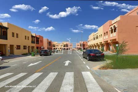2 Bedroom Villa for Sale in Hydra Village, Abu Dhabi - Hot Deal! Large 2 BR Villa with Huge Terrace