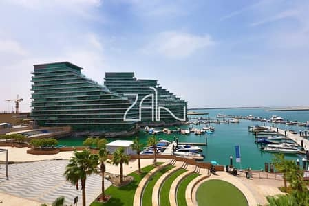 4 Bedroom Penthouse for Sale in Al Raha Beach, Abu Dhabi - Sea View! Upgraded Penthouse Corner with Balcony