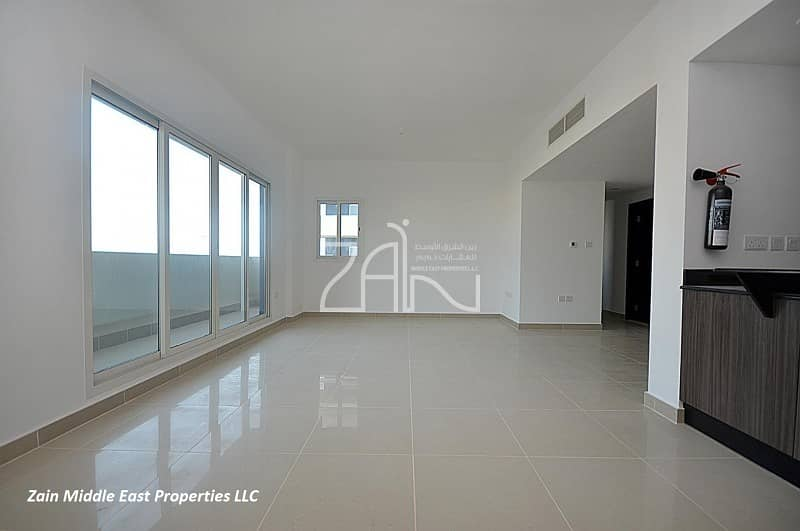 2 Open View! Spacious 3BR Apt Type D with Balcony