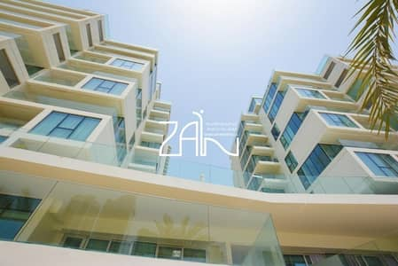 3 Bedroom Apartment for Sale in Al Reem Island, Abu Dhabi - Amazing Waterfront 2+M+1 Apt with Balcony