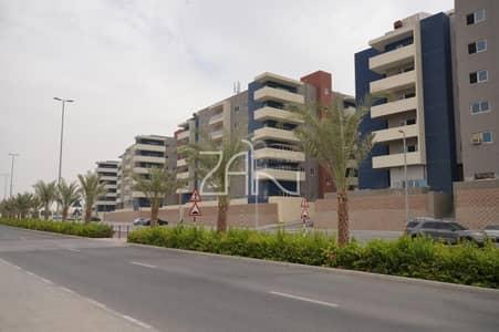 فلیٹ 2 غرفة نوم للبيع في الريف، أبوظبي - Retail View! 2 BR Apt Type C with Balcony