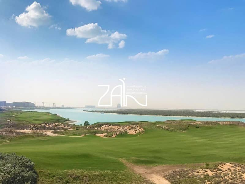 12 Golf & Sea View 2+M Apt Below Original Price