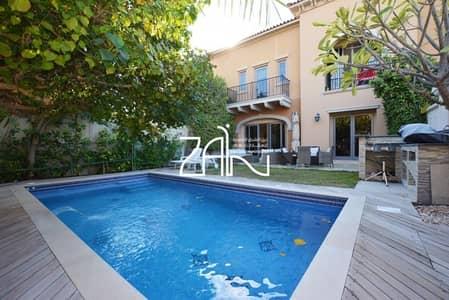 Upgraded! 4BR Quadplex with Private Pool