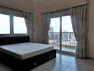 1 Bedroom Apartment for Rent in Jumeirah Village Triangle (JVT), Dubai - Panoramic City Views Well Furnished and Available