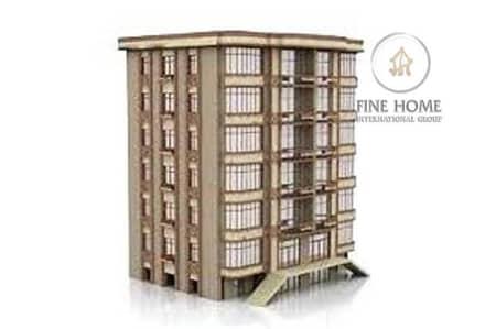 مبنی تجاري  للبيع في مدينة محمد بن زايد، أبوظبي - 5 Floor Building in Mohammed Bin Zayed City