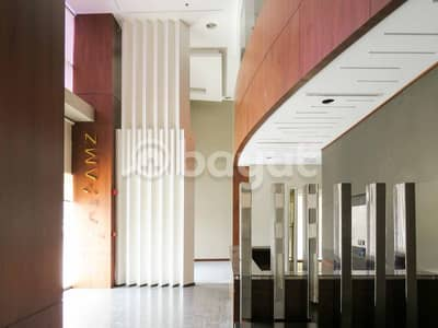 Office for Rent in Al Khan, Sharjah - Deluxe Office for Rent -Free AC / Parking - No Commission