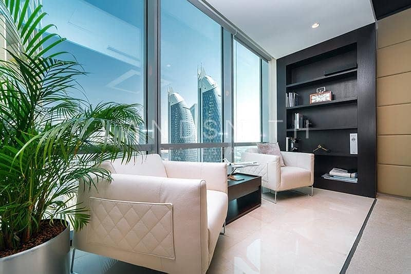Beautiful Fully Fitted Office Space in DIFC