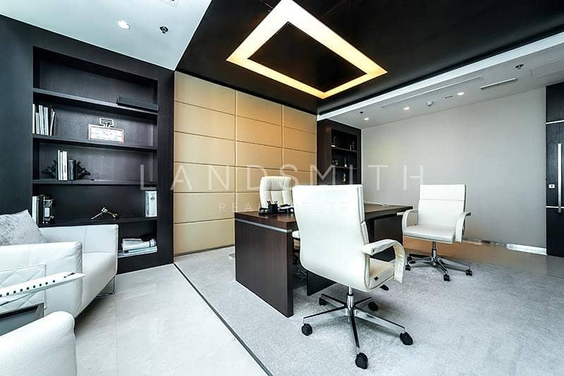 11 Beautiful Fully Fitted Office Space in DIFC