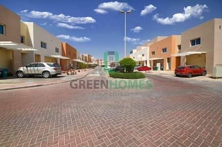 فیلا 2 غرفة نوم للايجار في الريف، أبوظبي - Classy S/R Huge Garden 2 BHK Villa...!