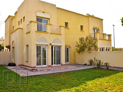 3 Bedroom Villa for Rent in The Springs, Dubai - Single Row