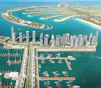 2 Bedroom Flat for Sale in Dubai Marina, Dubai - Apartments for sale in Beachfront Marina Dubai with private beach