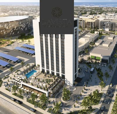 شقة فندقية 1 غرفة نوم للبيع في جميرا، دبي - Book Own a Hotel Apartment to get Higher Return on Investment Up to 30%