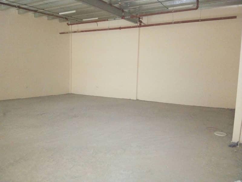 Warehouse with mezzanine for Rent in Al jurf Industrial Area, Ajman