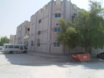 Labour Camp for Rent in Industrial Area, Sharjah - 70 Labour Rooms with 8 Person capacity is available in prime location 32.4k