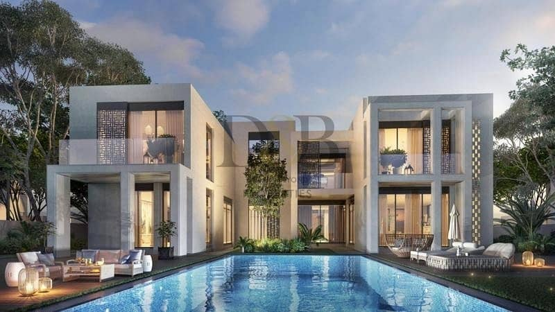 1 ULTRA PREMIUM VILLAS WITH PRIVATE GARDEN AND POOL