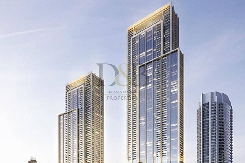 25/75 POST HANDOVER PAYMENT PLAN | 100% DLD WAIVER