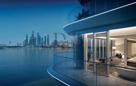 بنتهاوس 3 غرفة نوم للبيع في نخلة جميرا، دبي - Gorgeous Apartment | No Commission | Full Sea View