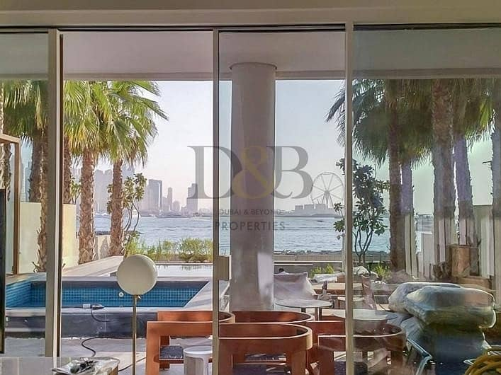 Luxurious 3 Bed Apartment | Furnished | High Floor
