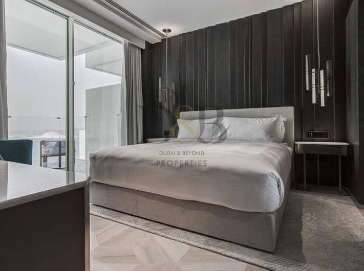 10 Luxurious 3 Bed Apartment | Furnished | High Floor