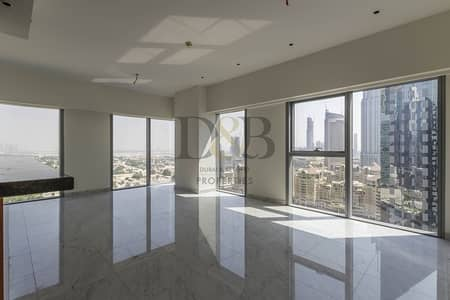 شقة 1 غرفة نوم للايجار في مركز دبي المالي العالمي، دبي - Large  1 BR I DIFC I Zabeel view