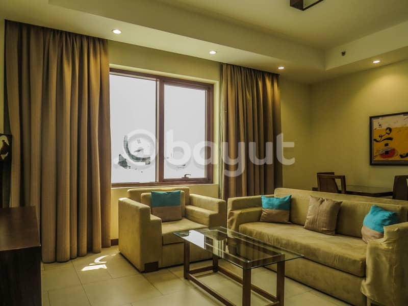 Luxurious 1 Bedroom Apartment near Mall of Emirates