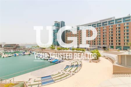 3 Bedroom Apartment for Sale in Al Raha Beach, Abu Dhabi - Hot Deal | Big Layout Full Sea View Apartment