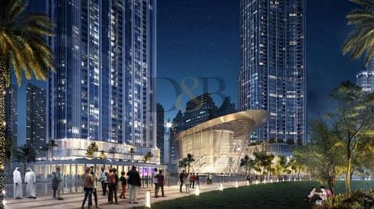 3 Bedroom Apartment for Sale in Downtown Dubai, Dubai - HIGH FLOOR   3BR   AMAZING VIEW   GRANDE