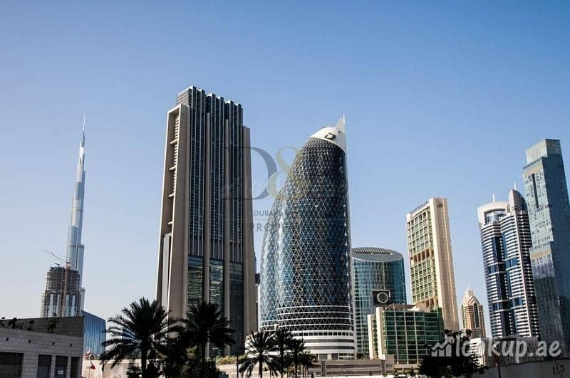 Large 1 Bedroom Apartment With DIFC View