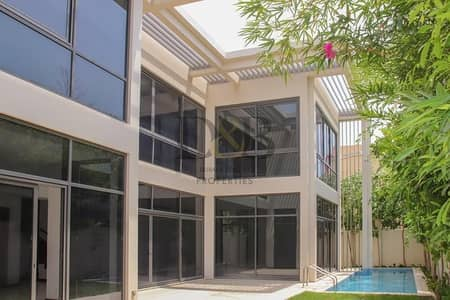 فیلا 5 غرفة نوم للايجار في الوصل، دبي - Spacious 5 Bed | Private Pool | Compound