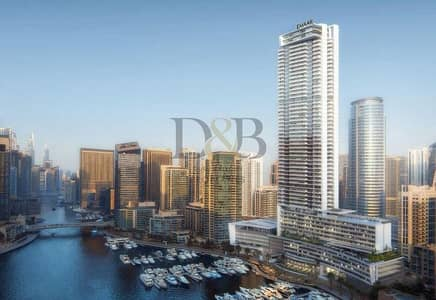 2 Bedroom Apartment for Sale in Dubai Marina, Dubai - 100% DLD WAIVER|75% 3YR POST HANDOVER PAYMENT PLAN