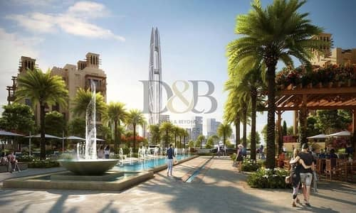 2 Bedroom Apartment for Sale in Umm Suqeim, Dubai - PAY 60% ON HANDOVER | ASAYEL 2 BED SPACIOUS LAYOUT