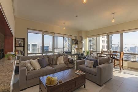 شقة 1 غرفة نوم للبيع في وسط مدينة دبي، دبي - Occupied 1 BR Apartment | Great Investment