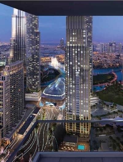 1 Bedroom Apartment for Sale in Downtown Dubai, Dubai - 100% DLD WAIVER | 25/75 POST HANDOVER PAYMENT PLAN