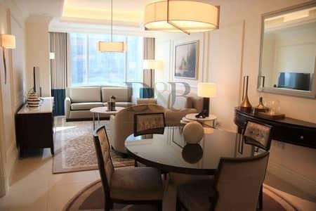 شقة 1 غرفة نوم للايجار في وسط مدينة دبي، دبي - Near Dubai Mall | 1 BR Burj Khalifa View