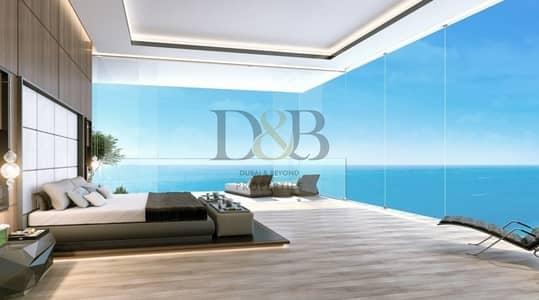 بنتهاوس 5 غرفة نوم للبيع في نخلة جميرا، دبي - Triplex 5BR Sky Penthouse | Unbelievable Sea Views