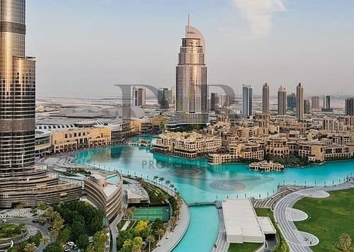 Amazing Burj Khalifa View | Ready To Move In!
