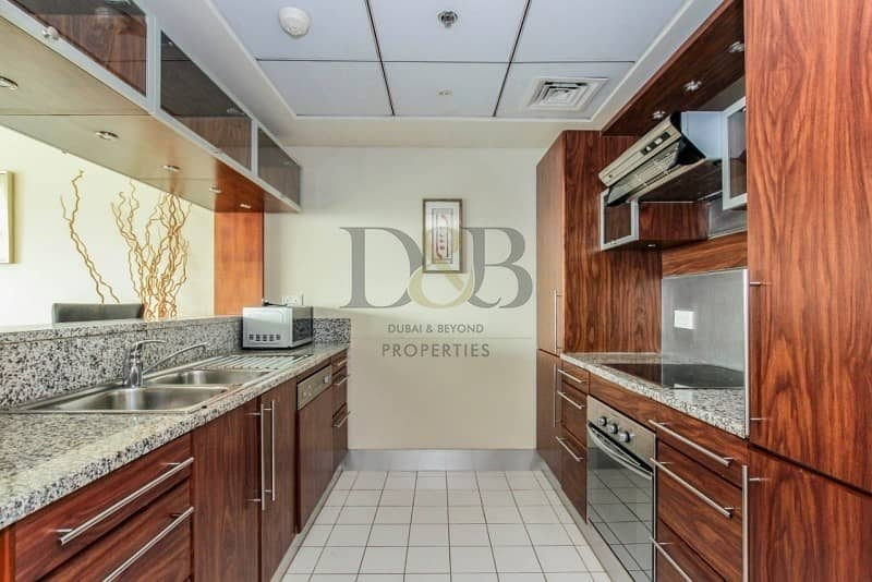 11 1 BR UNIT | FULL MARINA VIEW | FREE CHILLER FEE