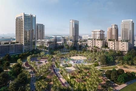 فلیٹ 1 غرفة نوم للبيع في دبي هيلز استيت، دبي - GROUND FLOOR|NEXT TO COMMUNITY CENTER| 100% NO DLD