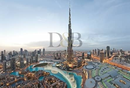 2 Bedroom Flat for Sale in Downtown Dubai, Dubai - 25/75 3YR POST COMPLETION PAYMENT PLAN |NO DLD FEE