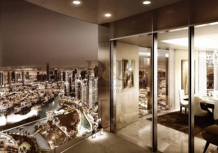 بنتهاوس 4 غرفة نوم للبيع في وسط مدينة دبي، دبي - PAY 25% AND MOVE IN|3YR POST HANDOVER PAYMENT PLAN