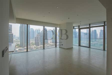 Spacious 3 BR+Full Marina View | Large Layout Unit